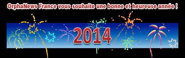 Orphanews: Bulletin d'information du 14 janvier 2014 2014Fr