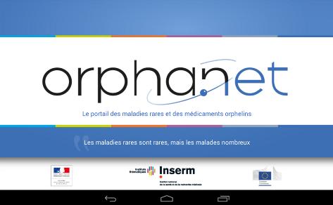 Orphanews: Bulletin d'information du 14 janvier 2014 Android
