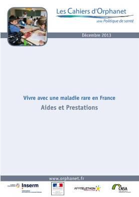 Orphanews: Bulletin d'information du 14 janvier 2014 Cahier-orphanet-dec-2013
