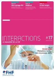 Orphanews: Bulletin d'information du 14 janvier 2014 Interactions